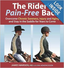 thinline endorsed by the rider pain free back book