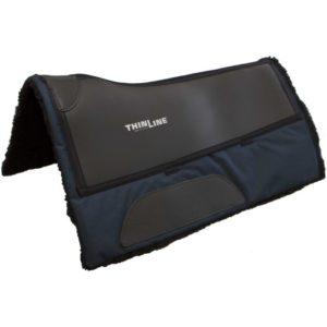 no sore back fleece western pad