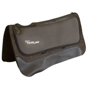 no sore back western square saddle pad