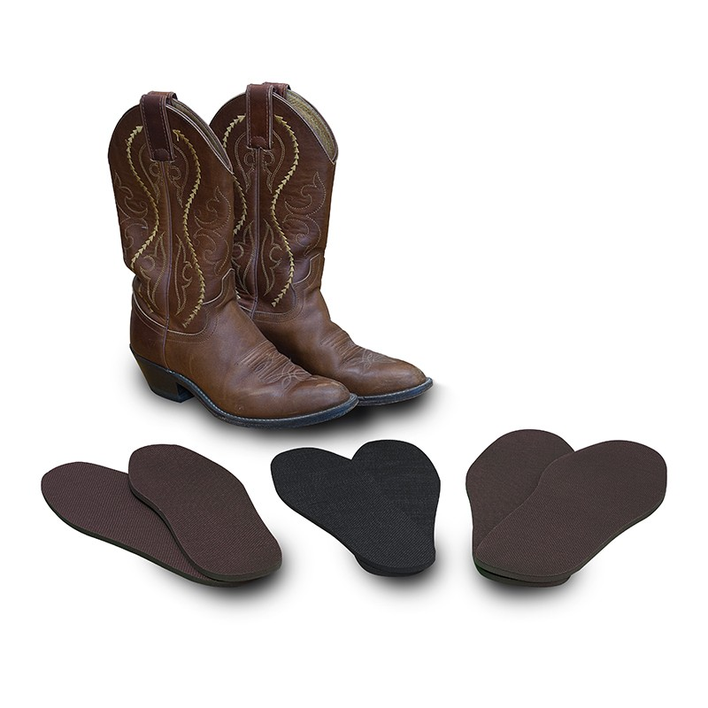 Insoles For Boots Work Amp Cowboy Boot Insoles Thinline