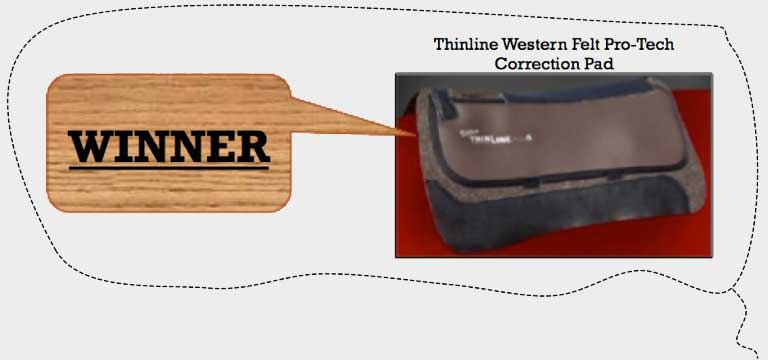 ThinLine Western Felt Pro-Tech Correction Pad review by Tyler Parker
