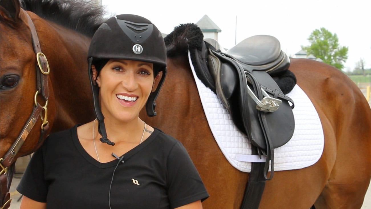 Laine Ashker Equestrian Sponsorship